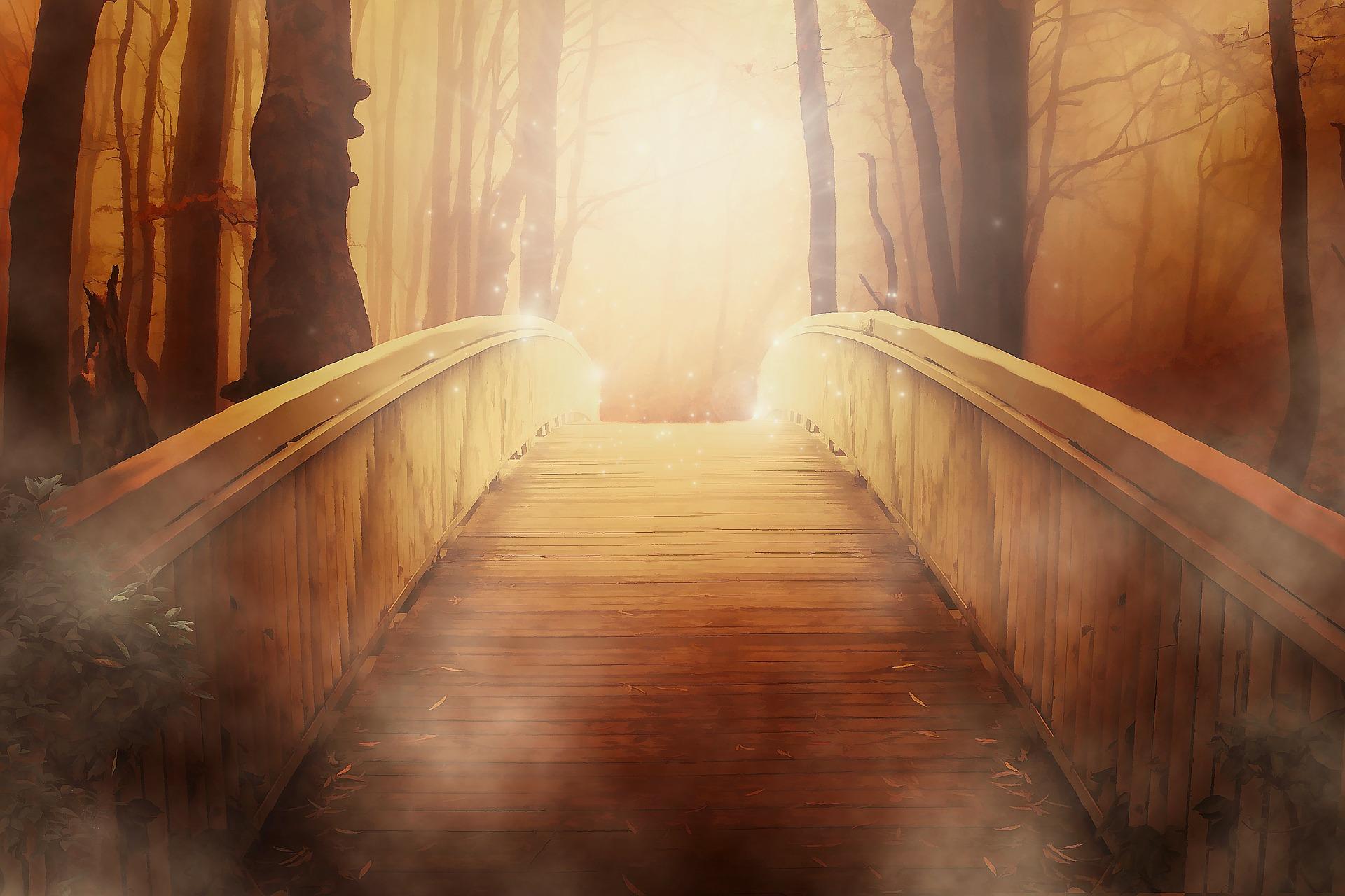 mystieke brug